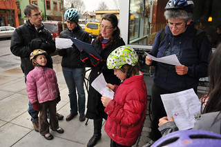 Kidical Mass December -9