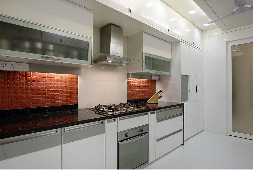 Modular Kitchen Interior Design By Mahesh Punjabi Associat Flickr