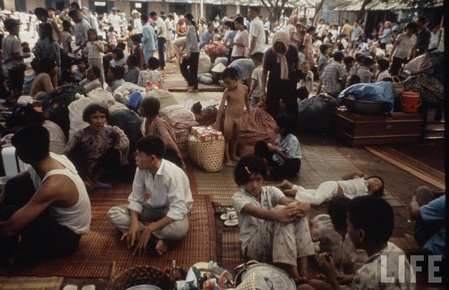 Repatriation of Vietnamese Refugees from Cambodia 1970
