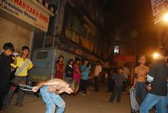 Marziya Shakir 3 Year Old  Shoots The Bandra Mehfil Juloos 2010 by firoze shakir photographerno1
