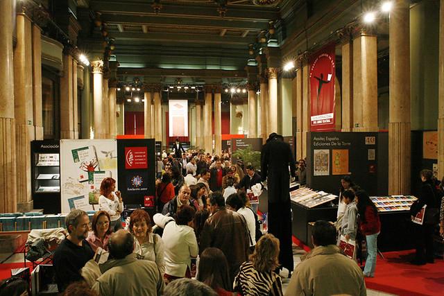 El Salón en el Círculo de Bellas Artes