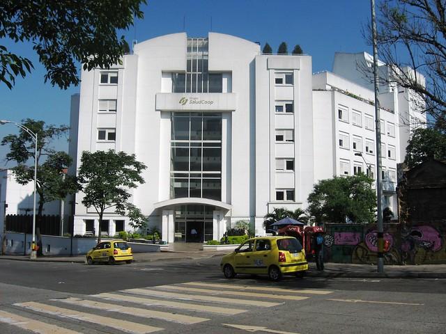 Clínica de Saludcoop. Centro de Medellín, Anrtioquia