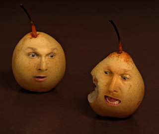Wounded Pear