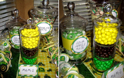 John Deere Table Decorations : Kami buchanan custom designs john deere birthday party