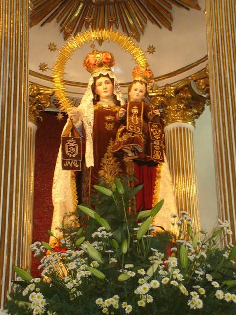 Virgen del Carmen,Toluca, México | Flickr - Photo Sharing!