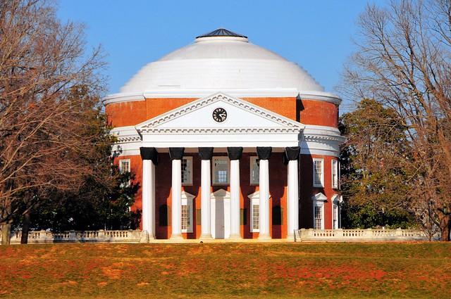 University of Virginia Rotunda - Charlottesville | The Rotun ...