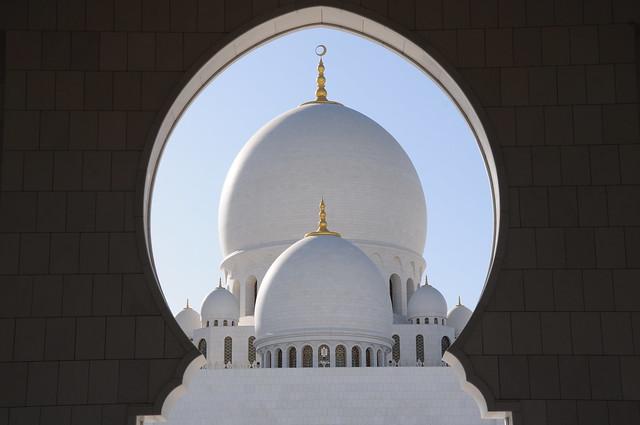 Mosque Symmetry