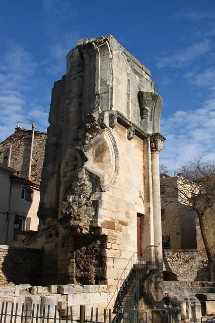 Abbatiale Saint-Gilles à Saint-Gilles-du-Gard