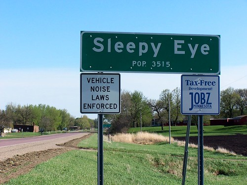 sleepy eye minnesota