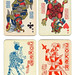 Mayan Inspired Playing Cards