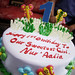 Aalia's 1st Birthday Party (2 Jan 2011)