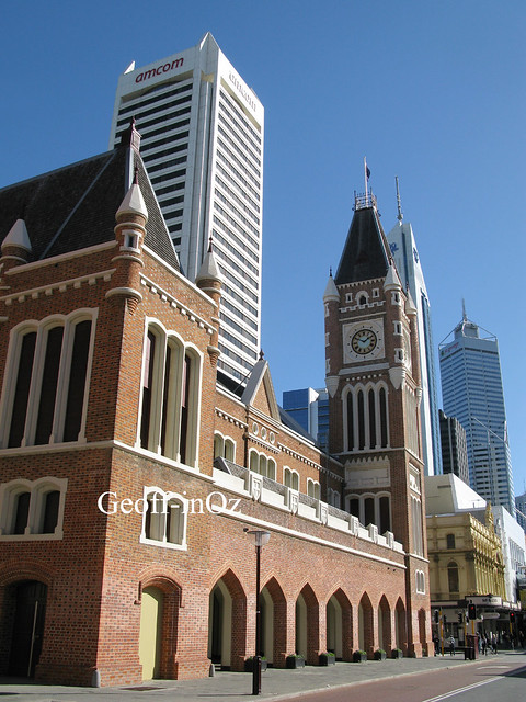 Perth wa architecture an album on flickr for 105 st georges terrace