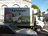 Clover Organic Farms' Truck / Agricloture
