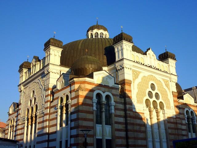 שַׁבָּת שָׁלוֹם   Shabbath shalom       /         The synagogue in Sofia, Bulgaria