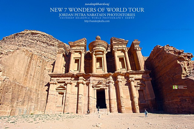 PETRA JORDAN NEW 7 WONDERS OF WORLD TOUR NABATAEN PHOTOSTORIES 2316 AWFJ