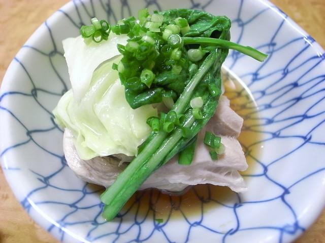 Mizutaki 水炊き