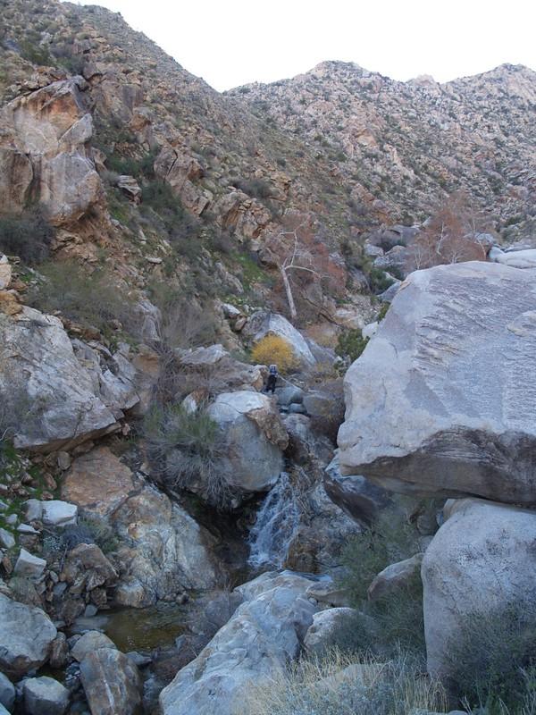 Waterfall shot