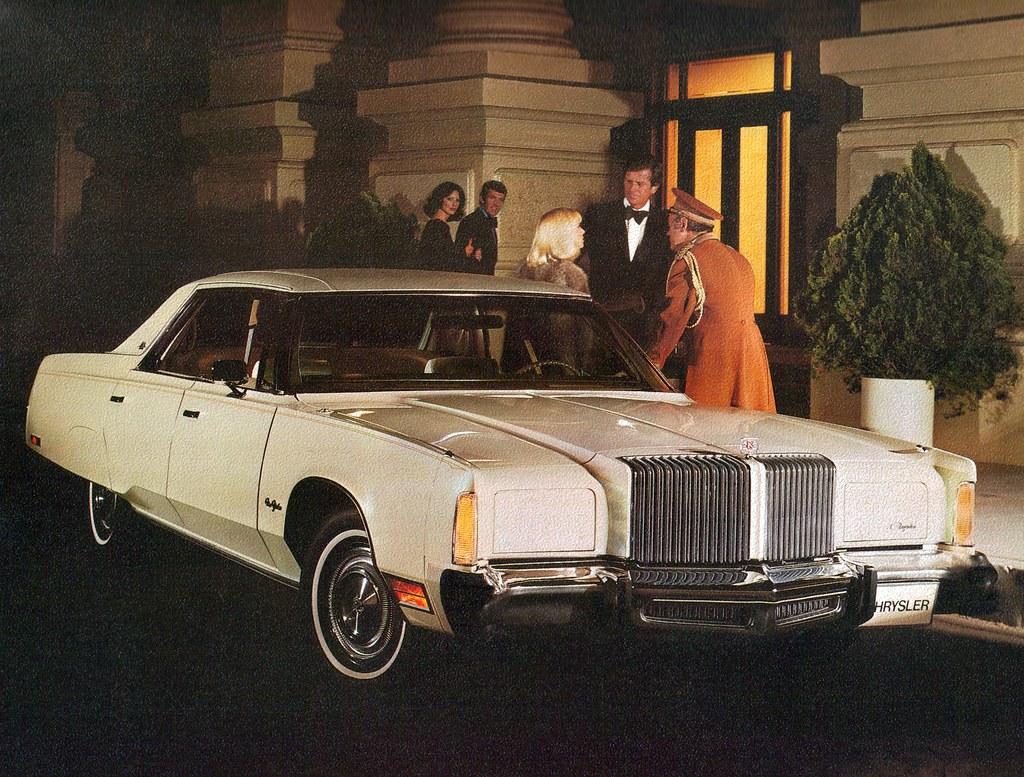 1977 Chrysler New Yorker Brougham 4 Door Hardtop - a photo on ...