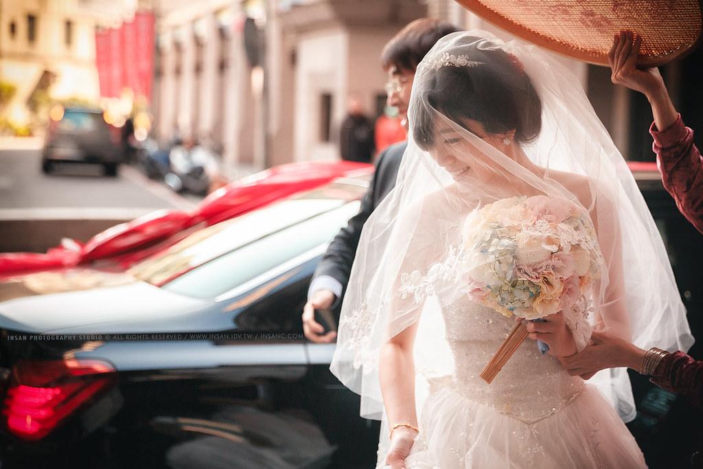 婚攝英聖 迎娶