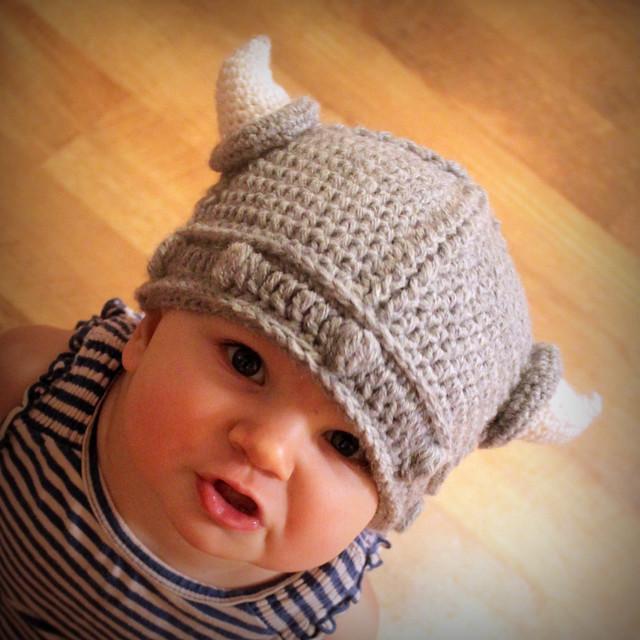 Crochet Viking Hat Pattern : Viking Hat Crochet Pattern Flickr - Photo Sharing!