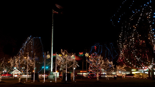 Medfield Christmas Lights