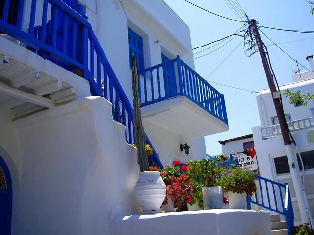 Mykonos-Greece April 2010