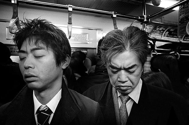 Tokaido Line, Tokyo, 2006