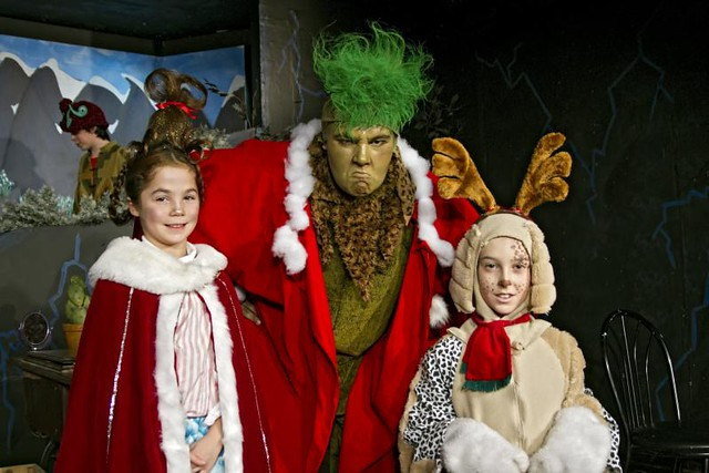 Cast of the Grinch | Flickr - Photo Sharing!