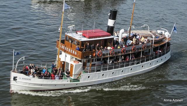 JL Runeberg-laiva