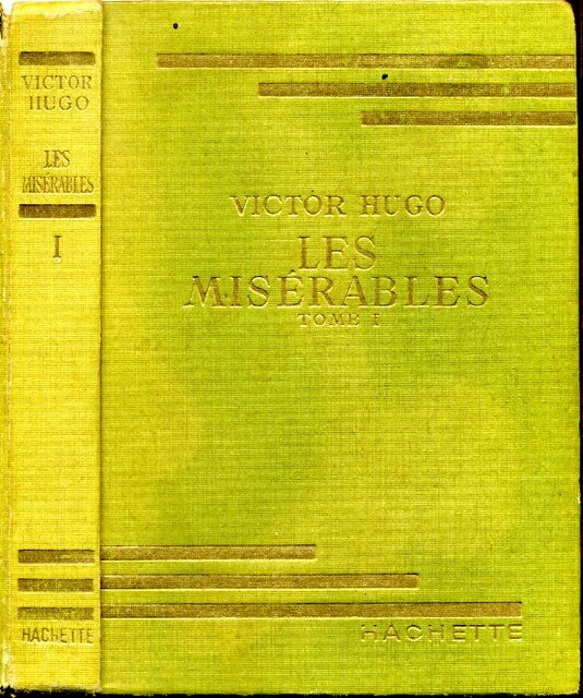 Les Miserables : tome 01 HUGO