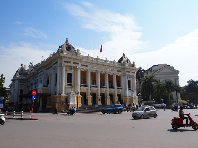 Opera House of Hanoi