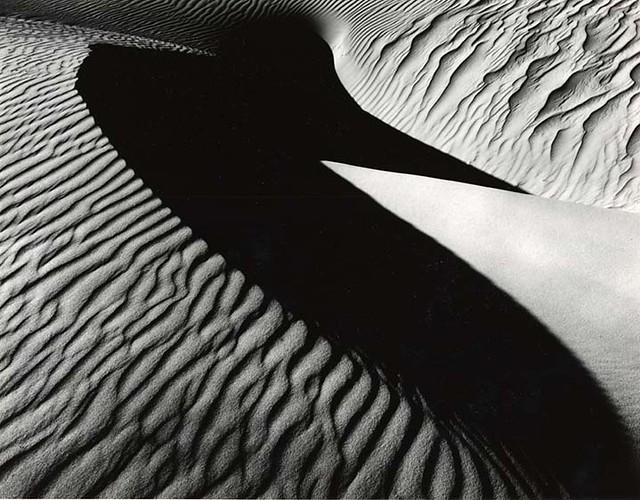 Dune, by Brett Weston 1934
