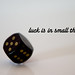 luck is in small things(42/365)