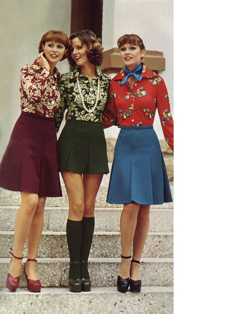 70 S Scarves: Retrospace: Catalogs #18: The Greatest Year In Women's