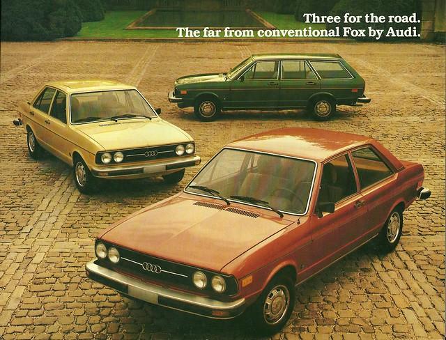 1979 Audi Fox Flickr Photo Sharing