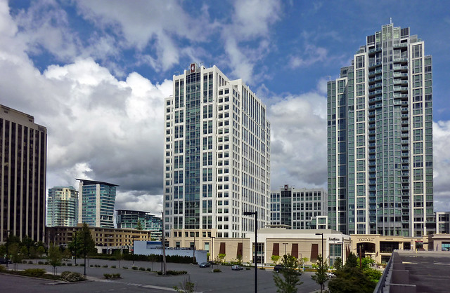Bellevue goes upscale