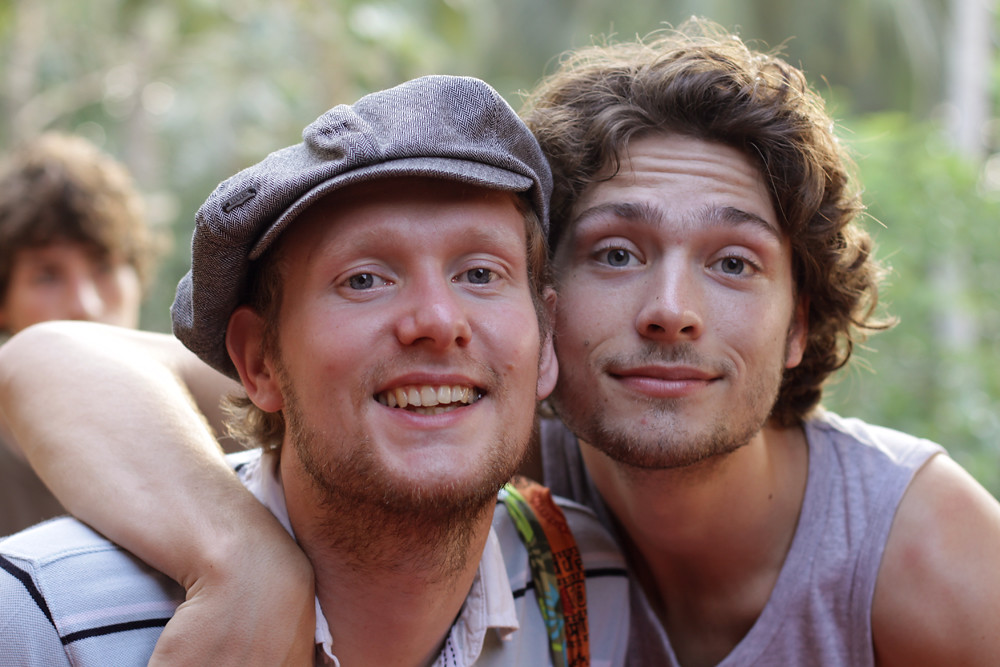 Rolf and Beau
