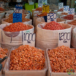 Every Variety and Quality of Dried Shrimp - Bangkok, Thailand