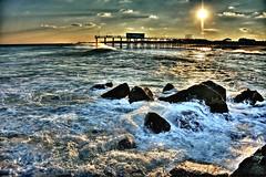 Sunset Over Belmar