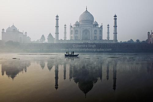 Taj Mahal, Agra, India