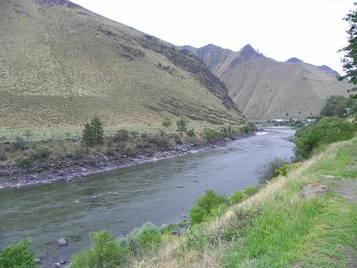 The Scenic Salmon River