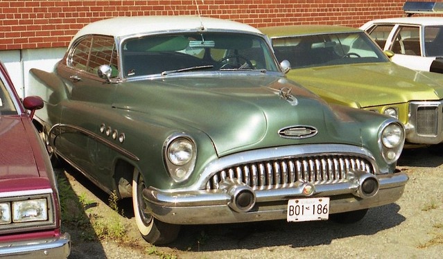 1953 buick roadmaster 2 door hardtop flickr photo sharing. Cars Review. Best American Auto & Cars Review