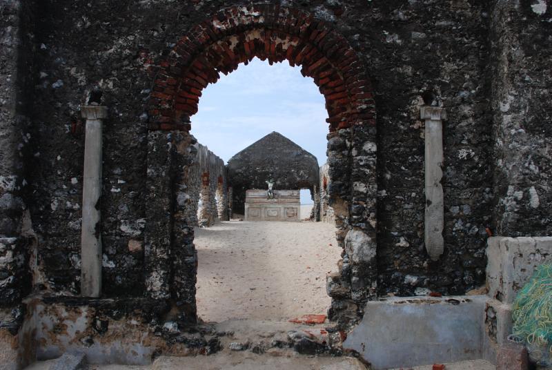 Iglesia Dhanushkodi