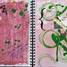 lisa art journal 4&5 by scrapwitchy