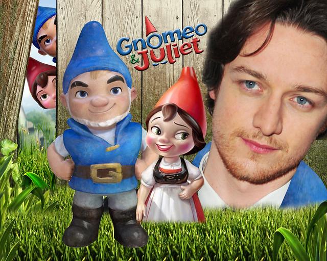 James Mcavoy Gnomeo And Juliet James McAvoy Bl...