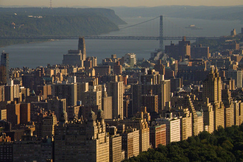 """Upper West Side from the book """"The catcher in the rye (1951)"""" by J.D. Salinger"""