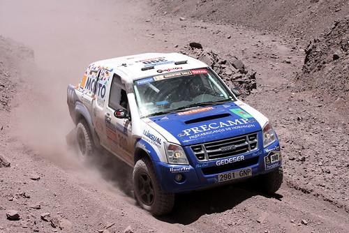 Rafa Ciscar-Dakar 2011