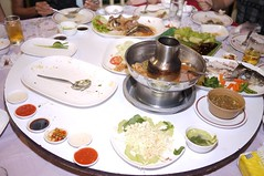 meal, dinner, lunch, supper, brunch, hot pot, banquet, food, dish, cuisine,