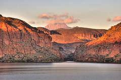 Four Peaks at Canyon Lake