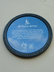 Photo of Blue plaque № 4908